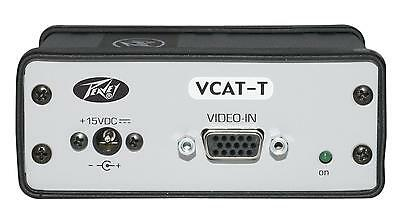 Peavey VCAT-T Video Signal Transmitter * EX Display *. New LOW Price • 34.99£