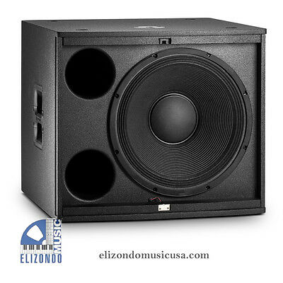 "JBL EON618S 18"" Powered Subwoofer Speaker 1000 Watts UPC 691991003875 • 640.87£"