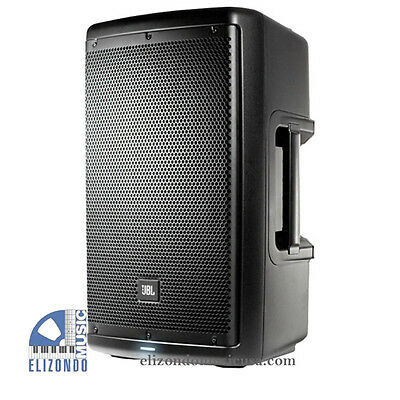 """JBL EON615 15"""" Two-Way Powered Speaker/Stage Monitor UPC 050036904810 • 377.24£"""