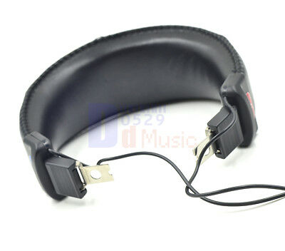 Headband Parts Cushioned For Sony MDR-7506 MDR-V6 V7 Headphones Headset New Uk • 11.29£