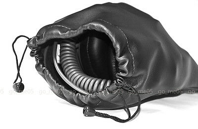 New Bag Pouch Case For Sony Mdr 7506 V6 Ath-m50 Hdj1000 Dj Headset Uk • 5.99£