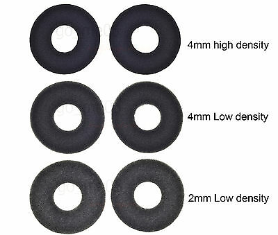 Fine-Tune The Sound Foam Disks Ear Pads For K701 K702 Q701 Q702 K601 Headphone U • 6.99£
