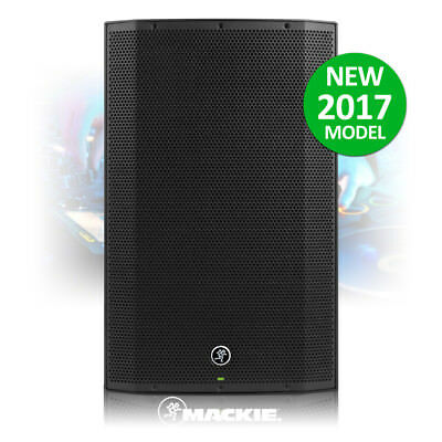 Mackie Thump15A V4 Active DJ PA Speaker 15  1300w Powered NEW! 2017 SERIES • 300£