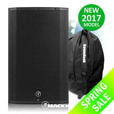 Mackie Thump15A V4 Active DJ PA Speaker 15  1300w Powered NEW! SERIES With Bag • 309£