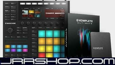 Native Instruments Maschine MK3 + Komplete 11 Ultimate Upgrade Bundle New JRR Sh • 1,228.01£