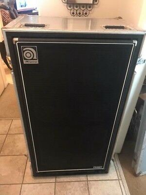 Ampeg SVT-810E Bass Cab With Custom Live In Road Case • 802.09£