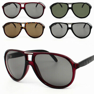 Fashion Pilot Sunglasses Vintage Tear Drop Mens Womens Eyewear 80s • 5.95£