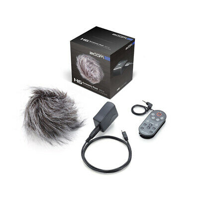 ZOOM APH-6 H6 Handy Recorder Accessory Pack • 55£
