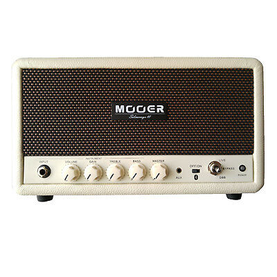 Mooer BT01 Silvereye 10 Desctop Amp Head Stereo 10 Watts Amplifier Just Released • 137.59£