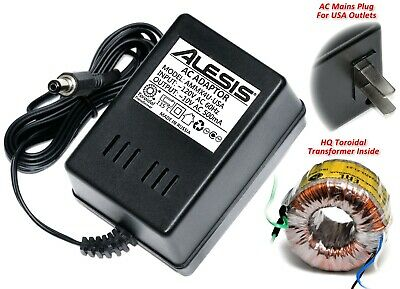 Power Supply/AC Adaptor For Alesis Multimix 4 USB Or 6 USB Mixer: 10V AC 0.5A • 8.98£