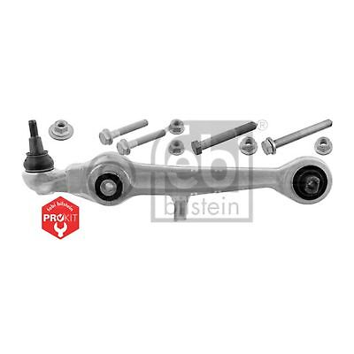Track Control Arm Lower Front Axle Front Left Or Right : Febi Bilstein 40114 • 63.40£