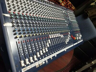 Soundcraft Spirit LX7 II-32 Channel Mixer #RW5676  • 841.75£