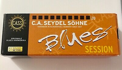 C·A·SEYDEL SÖHNE SESSION Standard In 10201LF Brand NEW • 35.87£