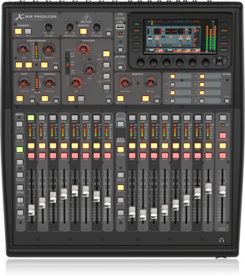 X32 PRODUCER 40-Input, 25-Bus Rack-Mountable Digital Mixing Console (A-Stock) • 1,274.18£