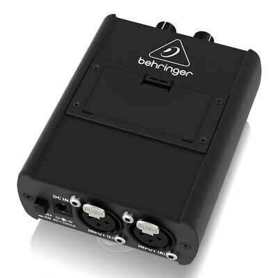 Behringer PowerPlay P1 Wired IEM Beltpack Stereo / Mono Active Headphone Amplifi • 44.95£