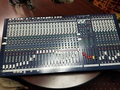 Soundcraft Spirit LX7 II-32 Channel Mixer Used • 902.97£
