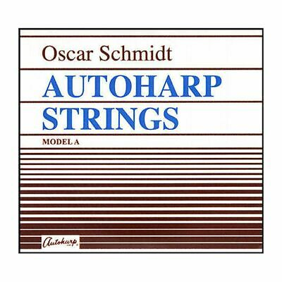 New Oscar Schmidt Model A Loop End Autoharp Strings - Set Of 36, ASA  • 96.18£