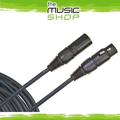 D'Addario Planet Waves 10ft Classic Series XLR M To F Microphone Cable - CMIC-10 • 18.88£