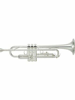 YTR2330S NEW Genuine Yamaha Trumpet 2nd Valve Slide Assembly Silver Plated Q7