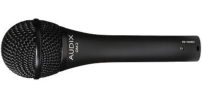 New AUDIX OM2 Dynamic Vocal  Microphone From Japan • 89.46£