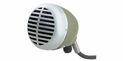 New SHURE 520DX Harmonica Microphone From Japan • 116.25£