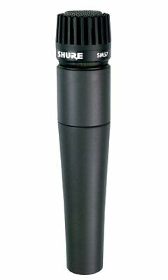 SHURE Cardioid Dynamic Microphone SM57-LCE Wired Without Power Switch • 127.42£