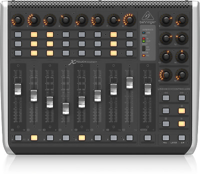 Behringer X-Touch Compact Universal USB/Midi Controller • 241.88£