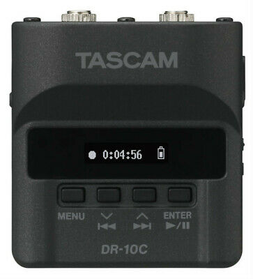 New TASCAM DR-10CS Recorders For Lavalier Microphones From Japan • 183.22£