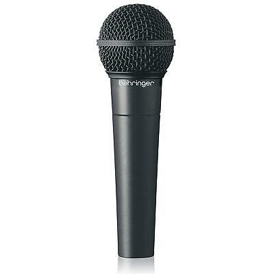 Behringer XM8500 Ultravoice Dynamic Cardioid Vocal Microphone • 35.99£
