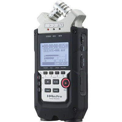 Zoom H4n PRO 4-Channel Handy Portable Recorder - ZH4NPRO • 164.40£