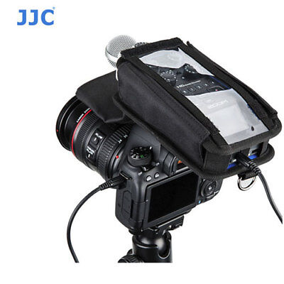 JJC HRP-H5 Handy Recorder Protective Pouch Case For Zoom H5 Replaces Zoom PCH-5 • 13.64£