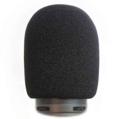 Audio Technica At2020 At2035 AT2050 AT4040 Pop Filter Microphone Foam Windscreen • 9.88£