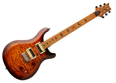 Paul Reed Smith SE Custom 24 Limited Electric Guitar - Roasted Maple/Sunburst • 647.13£
