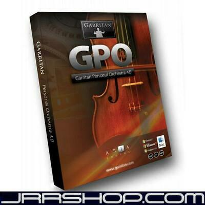 Garritan Libraries Personal Orchestra 5 EDelivery JRR Shop • 114.09£