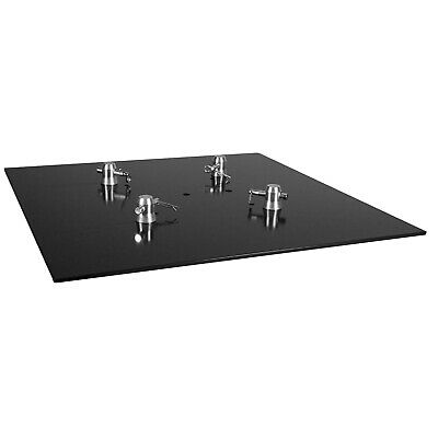 Global Truss Base Plate 2x2S F34 Steel Base Plate For Square Truss • 107.30£