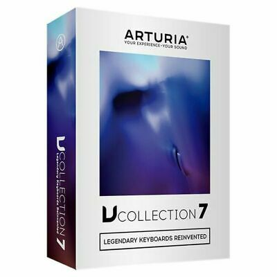 Arturia V Collection 7 Software (boxed) • 426.71£