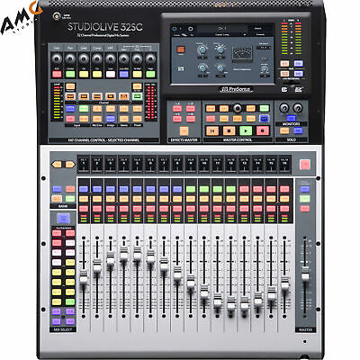 PreSonus StudioLive 32SC Series III 32-Channel Subcompact Digital Mixer Recorder • 1,779.46£