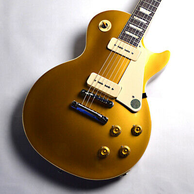 Gibson Les Paul Standard 50S P90 Gold Top • 2,848.91£