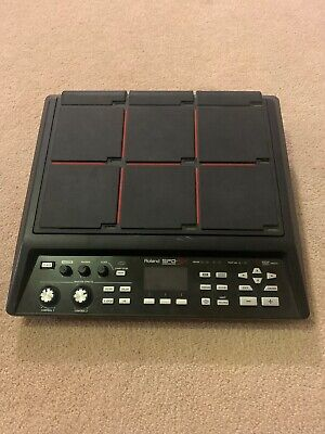 Roland SPD-SX Sampling Pad With Power Supply, Barely Used • 400£