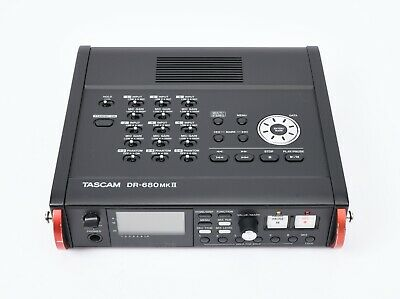 Tascam DR-680MKII Portable Multichannel Recorder • 319.99£