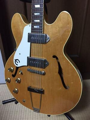 Epiphone Casino Vintage Lefty Electric Guitar With Hard Case From JP F/S • 1,989.38£