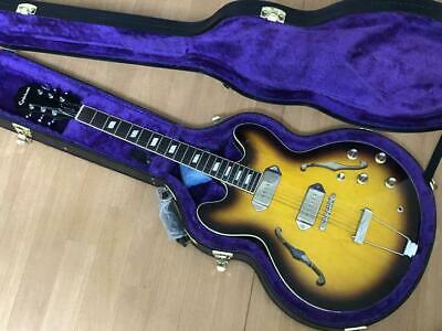 Epiphone Elitist Casino Electric Guitar With Hard Case From Japan Free Shipping • 1,157.25£
