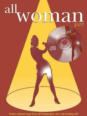 All Woman. Jazz Pvg With CD • 30.53£