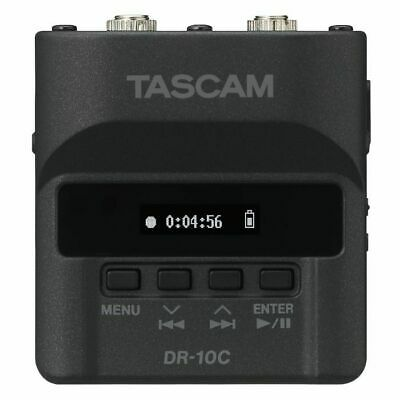 Tascam DR 10CS Micro Linear PCM Recorder For Sennheiser Lavalier Microphones • 209.56£