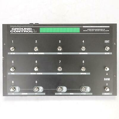 Digital Music Corporation Voodoo Lab Ground Control Pro Owned By Garbage #38679 • 160.96£