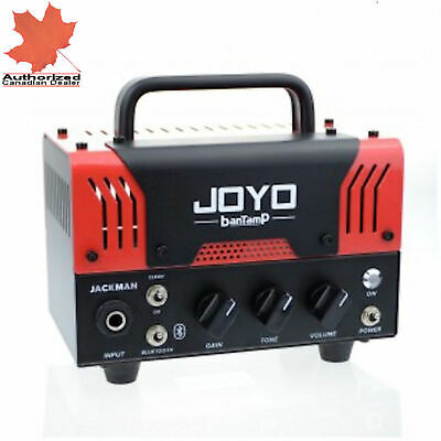 JOYO BanTamP Jackman Tube Amp 20 Watt Dual Channel Bluetooth  • 116.47£