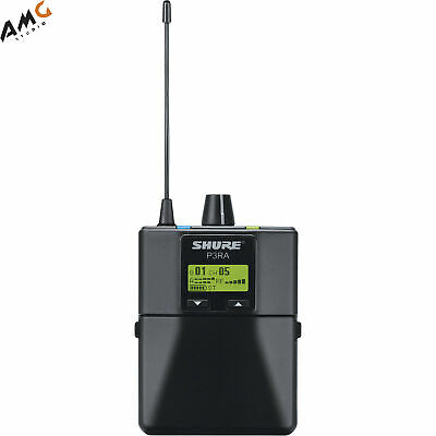Shure P3RA Wireless Bodypack Receiver for PSM300 Multiple Frequencies Available