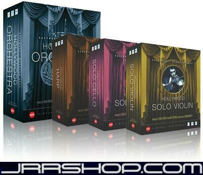 EastWest Hollywood Orchestra + Solo Instruments Series Gold EDelivery JRR Shop • 324.97£