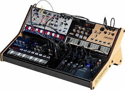 Sequenz Korg Volca Rack - With Volca Modula / Volca Drum / Volca Nu Bass / Volca • 587£