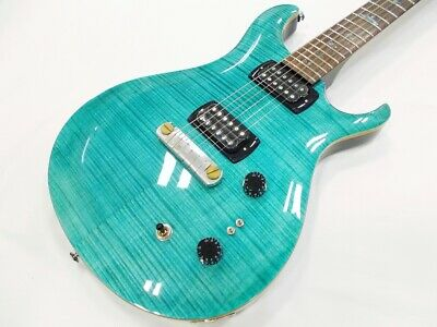 Paul Reed Smith SE Aqua Electric Guitar With Gig Bag From Japan Free Shipping • 1,510.94£